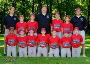 Nesconset Baseball 2013